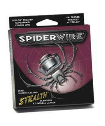 Spiderwire Stealth Braid - 65lb x 300yds - Green