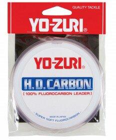 Yozuri Pink FluoroCarbon Leader Material - 30 Yards